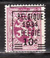 376**  Lion Héraldique Avec Préoblitération - Bonne Valeur - MNH** - COB 95 - Vendu à 10% Du COB!!!! - Belgique