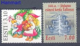 Estonia 1999 Mi 359-360 MNH ( ZE3 EST359-360 ) - Estonia