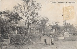 NAM-DINH (Tonkin-Viêt-Nam) Hopital - Vietnam