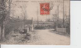 PAS De CALAIS - 15 -  Environs De SAMER - Fontaine Ferrugineuse  ... ( - Timbre à Date De 1907 - Animation  ) - Samer