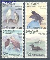 Greenland 1988 Mi 181-184 MNH ( ZE3 GNL181-184 ) - Birds