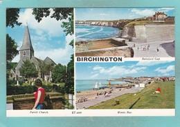 Small Multi View Post Card Of Birchington, Kent,K79. - England