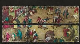 Tableaux De Bruegel. - Belgique