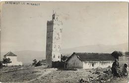 MAROC - TARGUIST - Le Monaret - Maroc