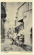 MAROC - TANGER - Une Rue De La Casbah - Tanger