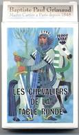 Les Chevaliers De La Table Ronde   Jeu 54 Cartes - 54 Cards