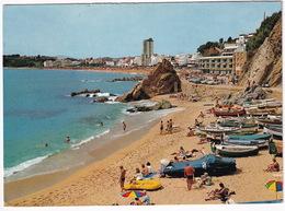 Lloret De Mar - 'La Caleta'  - (Costa Brava - Espana) - Gerona