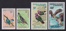 Nouvelle Caledonie 1970, Birds, Complete Set MNH. Cv 75 Euro - New Caledonia