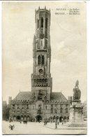CPA - Carte Postale - Belgique - Bruges - Le Beffroi - 1921 (M7987) - Brugge