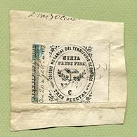 SPAIN ESPAÑA. REVENUE COLEGIO NOTARIAL DE BURGOS. 1888  (TRES PESETAS) - Fiscales