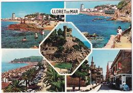 Lloret De Mar - Multiview - (Costa Brava - Espana) - Gerona
