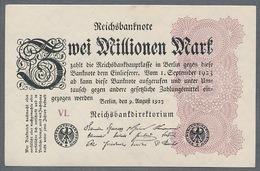 Pick104c Ro103d DEU-116a  2 Million Mark 1923 NEUF - 2 Millionen Mark