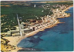 Lloret De Mar - Paseo Verdaguer - Playa De 'Es Bernat' Y Castillo - (Costa Brava - Espana) - Gerona