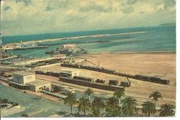 MAROC - TANGER - La Gare Et Le Port - Tanger