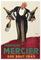 @@@ MAGNET - Champagne Mercier - Advertising