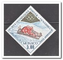 Monaco 1964, Postfris MNH, Olympic Winter Games - Ongebruikt