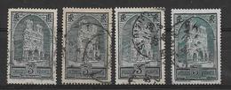France De 1929/31 N°259 Type I A IV Oblitérés - France