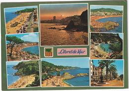Lloret De Mar - Varios Aspectos - (Costa Brava - Espana) - Gerona
