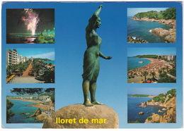 Lloret De Mar - Diversos Aspectos - (Costa Brava - Espana) - Gerona