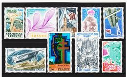 LKA251 FRANKREICH LOT Aus 1977  ** Postfrisch SIEHE ABBILDUNG - Frankreich
