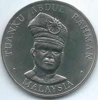 Malaysia - 1 Ringgit - 1977 - 20th Anniversary Of Independence - KM25 - Malaysia