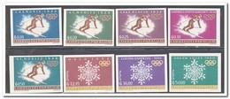 Paraguay 1963, Postfris MNH, Olympic Winter Games - Mongolië