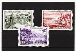 LKA289 FRANKREICH 1959 Michl 1232/34 ** Postfrisch SIEHE ABBILDUNG - Frankreich