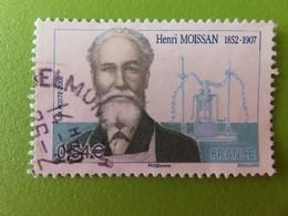 Timbre France YT 3975 - Personnalité - Henri Moissan (1852-1907) - Pharmacien Et Chimiste - 2006 - France
