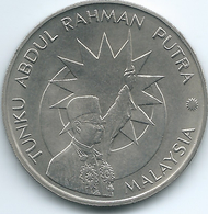 Malaysia - 1 Ringgit - 1982 - 25th Anniversary Of Independence - KM32 - Malaysia
