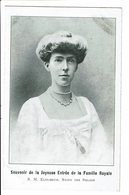 CPA - Carte Postale -Belgique -Famille Royale- S.M. Elisabeth VM1831 - Familles Royales