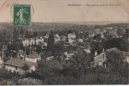 ROBINSON   VUE GENERALE PRISE DU VRAI ARBRE - Francia