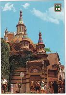 Lloret De Mar - Iglesia Parroquial -  (Costa Brava - Espana) - Mailbox - Pillar - Gerona