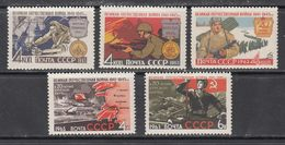 USSR. 1963. Great Patriotic War - 1923-1991 USSR