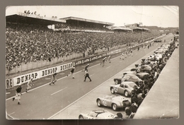 72 Le Mans. Carte Photo. Départ Des 24 Heures Du Mans 1960. Voir Description (1402) - Le Mans