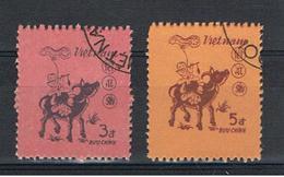 VIETNAM  REPUBBLICA:  1985  FAVOLA  -  S. CPL. 2  VAL.  US. -  MICHEL  1544/45 - Vietnam