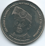 Malaysia - 1 Ringgit - 2002 - Accession Of The Yang Di-Pertuan Agong XII - KM74 - Malaysia