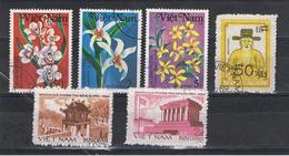 VIETNAM  REPUBBLICA:  1984  VARI  -  6  VAL.  US. -  MICHEL  1426//1493 - Vietnam