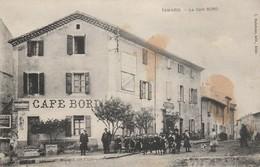 Gard : TAMARIS : Le Café Bord ( Belle Animation ) - Alès