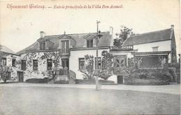 Chaumont-Gistoux NA4: Entrée Principale De La Villa Bon Accueil - Chaumont-Gistoux