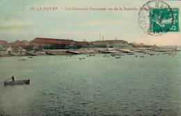 76 76 LE HAVRE Les Chantiers Normands Vus De La NouvELLE JET2E - Le Havre