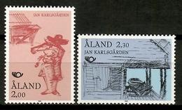 Aland 1993 / Norden Tourist Attractions MNH Atracciones Turísticas / Kf09  18 - Emisiones Comunes
