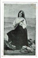 CPA - Carte Postale -Belgique -Fantaisie Femme Chantant 1909 VM1841 - Femmes