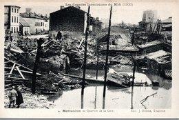 LOT DE 28 CPSM FRANCE - INONDATIONS DE MONTAUBAN EN 1930 - - Cartoline