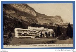 Emm017 CPA 28 Assy-Passy La Clairiere Guébriant / 74 Haute Savoie - France