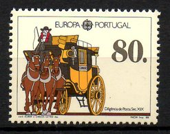 PORTUGAL. N°1732 De 1988. Diligence Postale/Europa'88. - Europa-CEPT