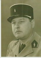 PHOTO - GENDARME DES ALPES MARITIMES - War, Military
