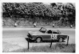 "09154 ""LANCIA FLAMINIA NR 156 ANNI '50 XX SECOLO - FOTOGRAFIA"" ORIG - Automobili"