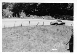 """09155 """"ALFA ROMEO GIULIETTA SPIDER  NR 222 ANNI '50 XX SECOLO - FOTOGRAFIA"""" ORIG - Automobili"""