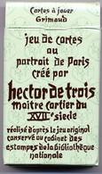 Jeu De 54 Cartes Portrait De Paris - 54 Cartes