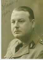 PHOTO - GENDARME DES ALPES MARITIMES - MAURICE - 1941 - Guerre, Militaire